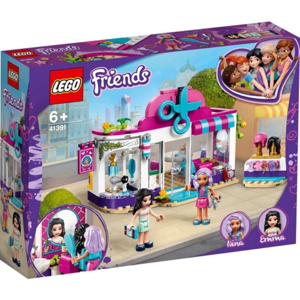 LEGO 41391 Friends Heartlake City Hair Salon Girls & Boys ...
