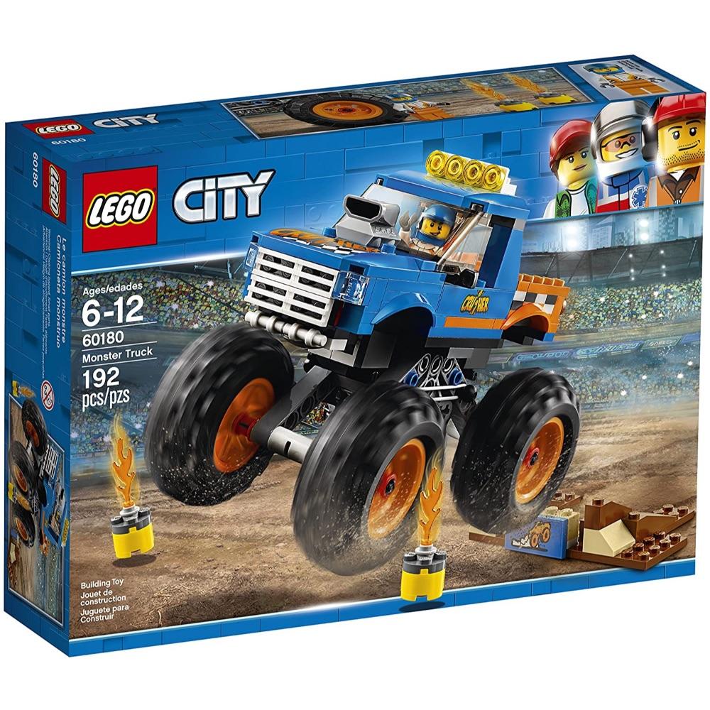 LEGO 60180 City Monster Truck - The Model Shop