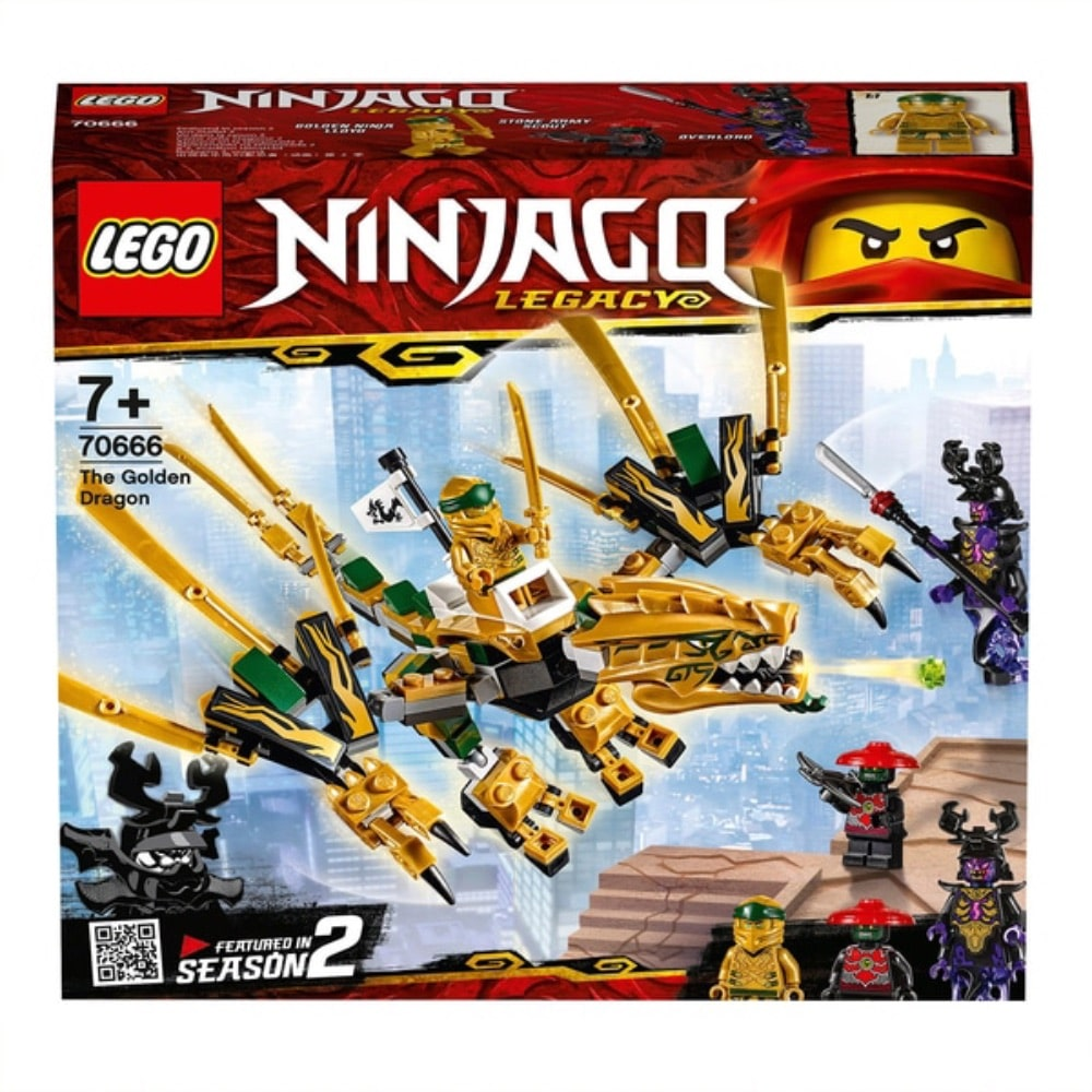 Ninjago toys golden dragon puffy face from steroids