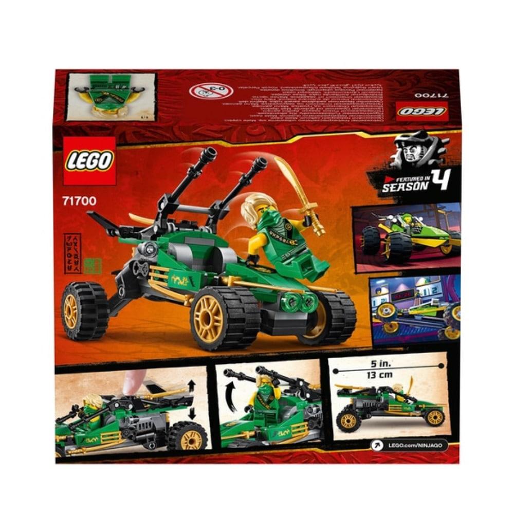 LEGO 71700 Ninjago Legacy Jungle Raider - The Model Shop