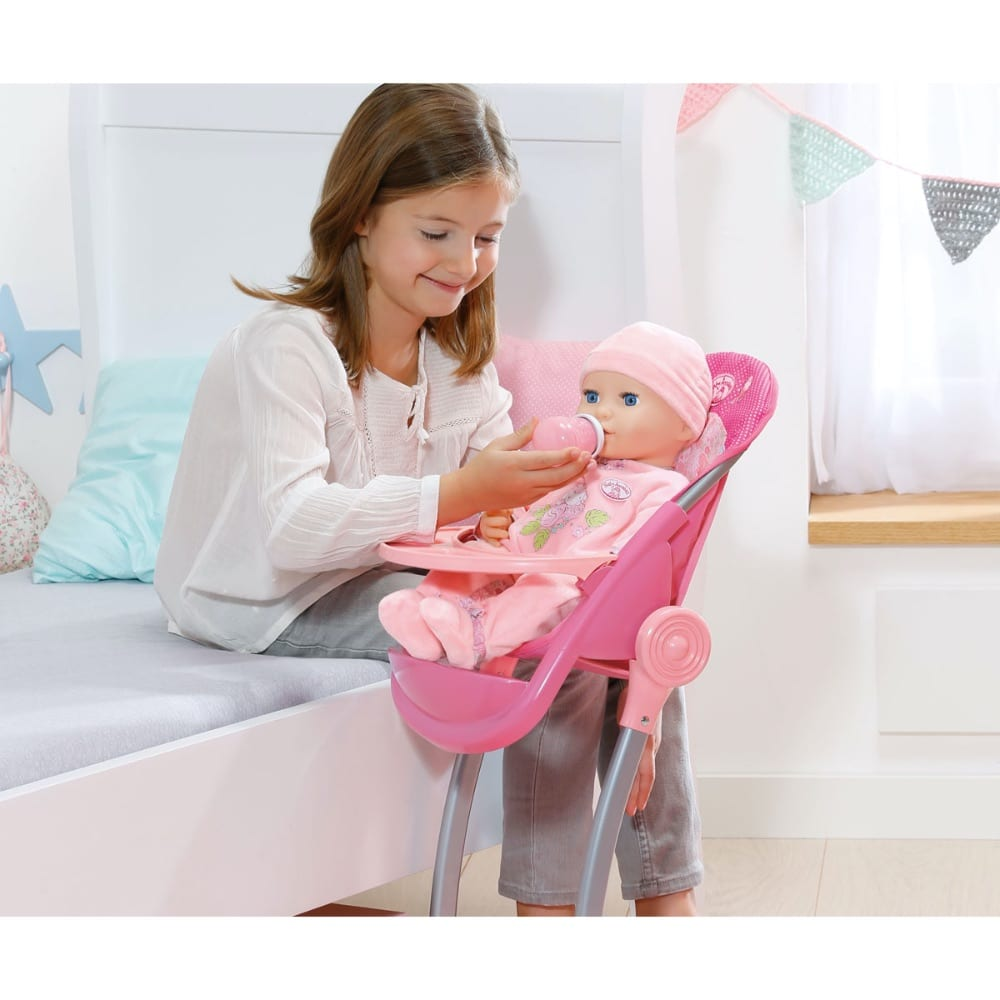 Baby Annabell High Chair - The Model Shop